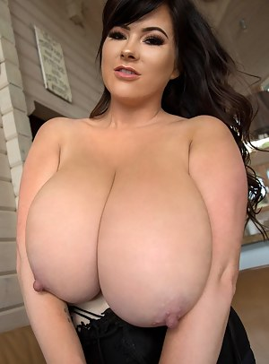 Hot Big Huge Breasts Tits Solo