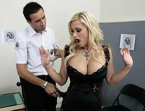Big Tits Police Porn Pictures